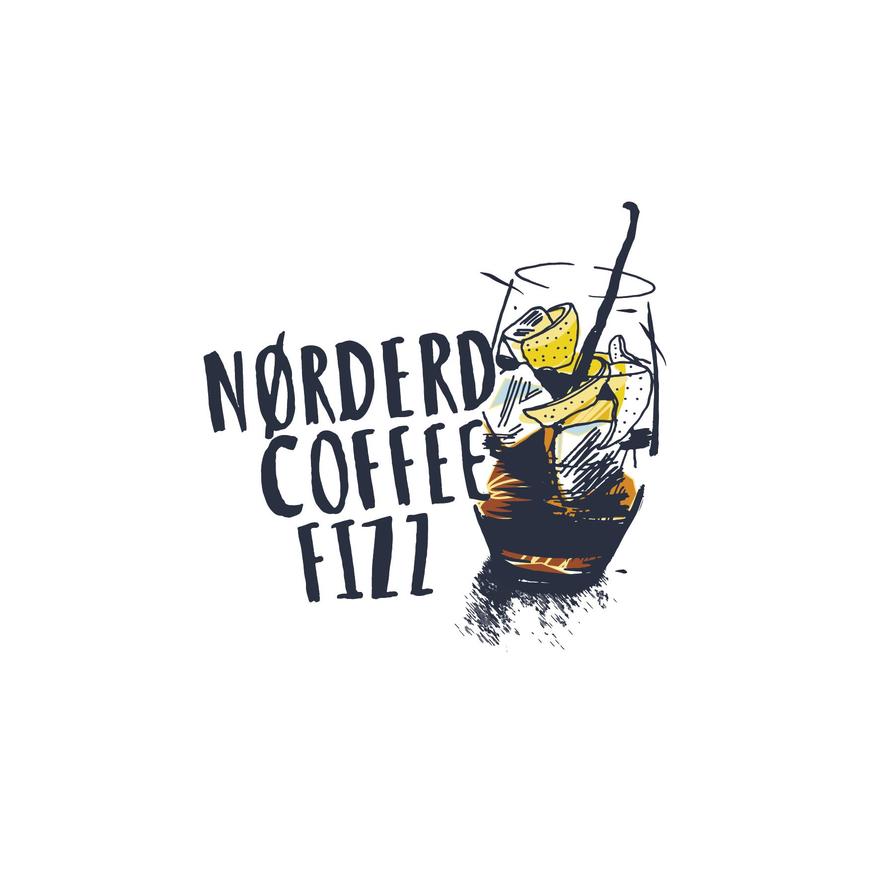 Cocktail Norderd Coffee Fizz