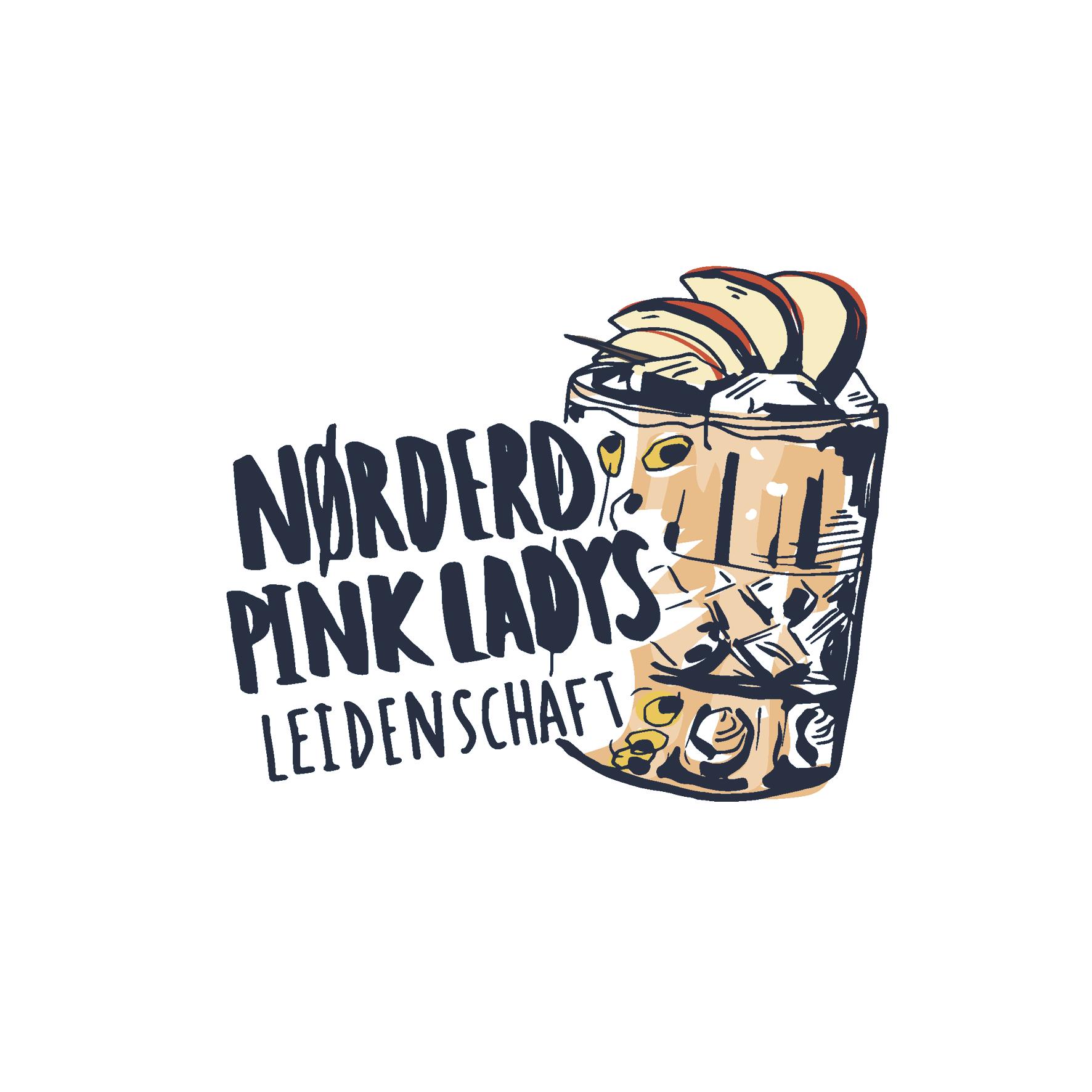 Cocktail Pink Ladys Leidenschaft